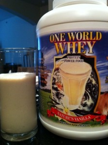 One World Whey